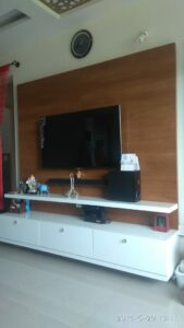 TV Unit for an apartment